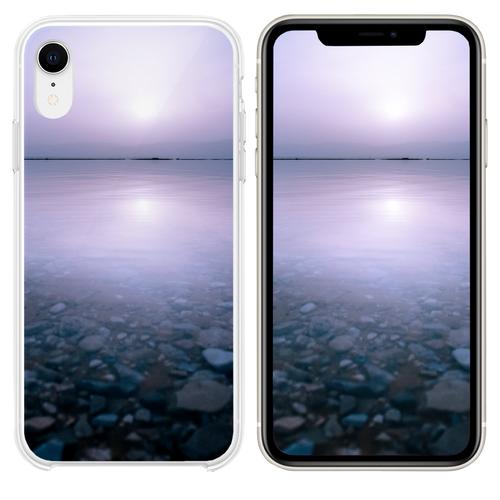 stones and body of watr iPhone XR case