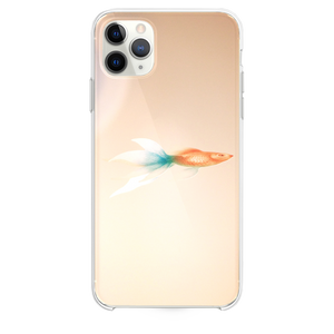 The Pure Goldfish iPhone 11 Pro Max case