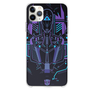 Transformer logo two art illust iPhone 11 Pro Max case