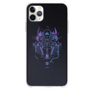 Transformer logo two art iPhone 11 Pro Max case