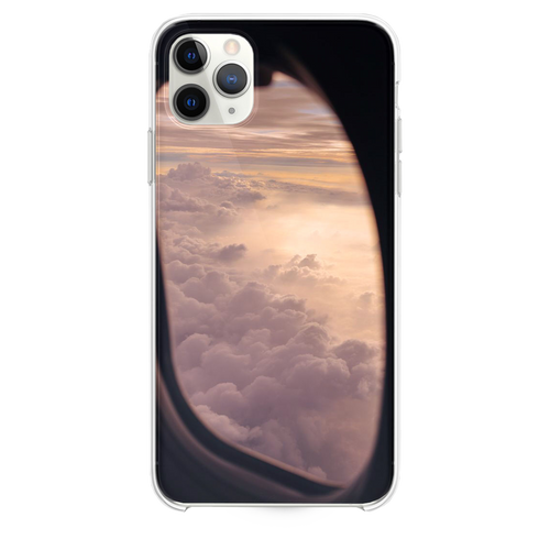 Up in the air iPhone 11 Pro Max case