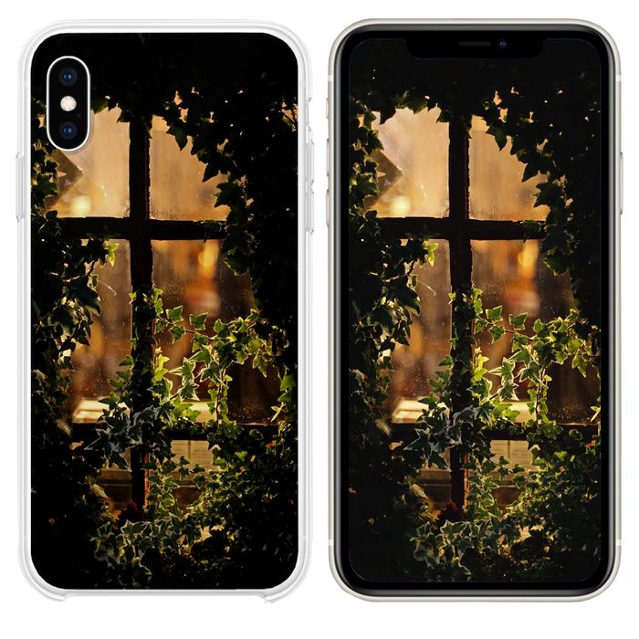 Vancouver iPhone XS case
