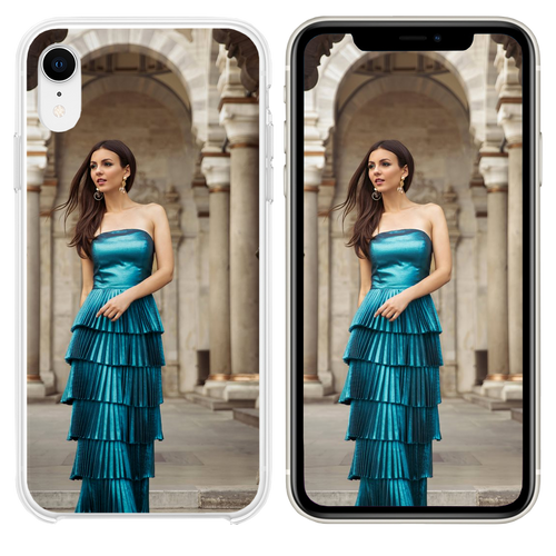 victoria justice photoshoot modeliste magazine 4k iPhone XR case