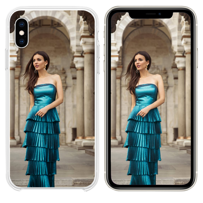 victoria justice photoshoot modeliste magazine 4k iPhone XS case