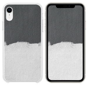 Wall simple pattern background iPhone XR case