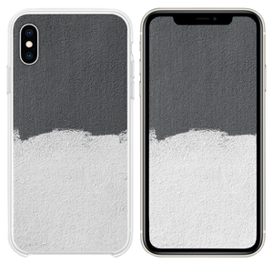 Wall simple pattern background iPhone XS case