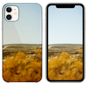 wheat field iPhone 11 case
