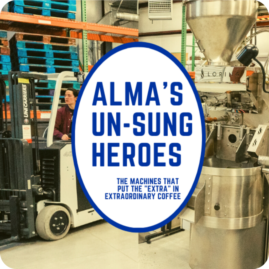 Alma's Un-Sung Heroes: The Machines that put the