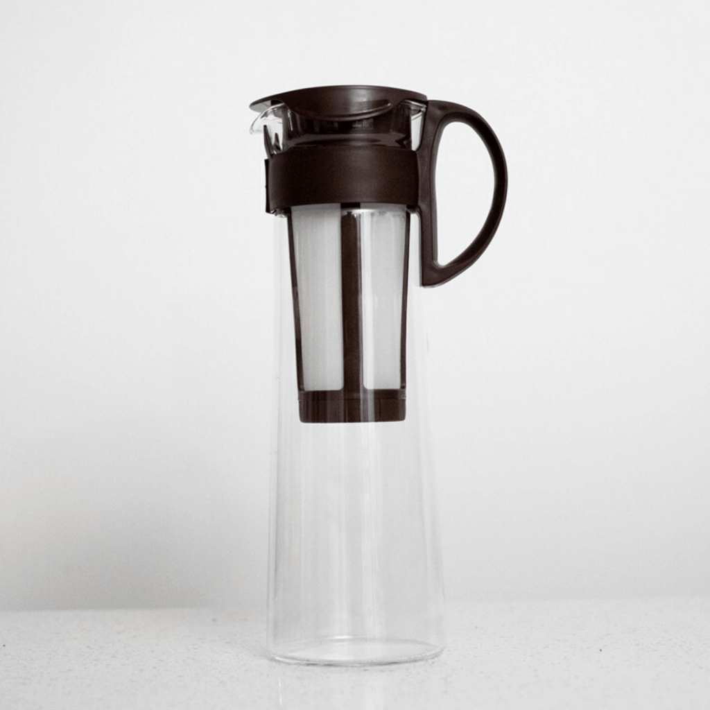 Hario Cold Brew Pot perfect for making Frio cold brew by Alma Coffee