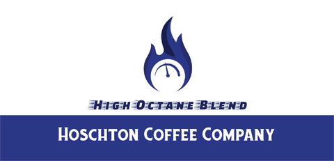 Hoschton Coffee Company Co-Branded coffee with Alma Coffee