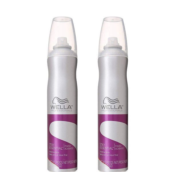 Wella Professionals Stay Essential Finishing Spray 9 oz - 2 Pack