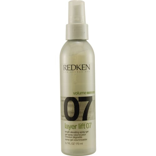 Redken Layer Lift 07 Length Elevating Spray Gel, 5.7 oz.