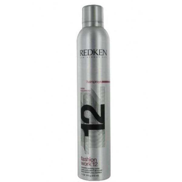 Redken Fashion Work 12 HairSpray 11 oz