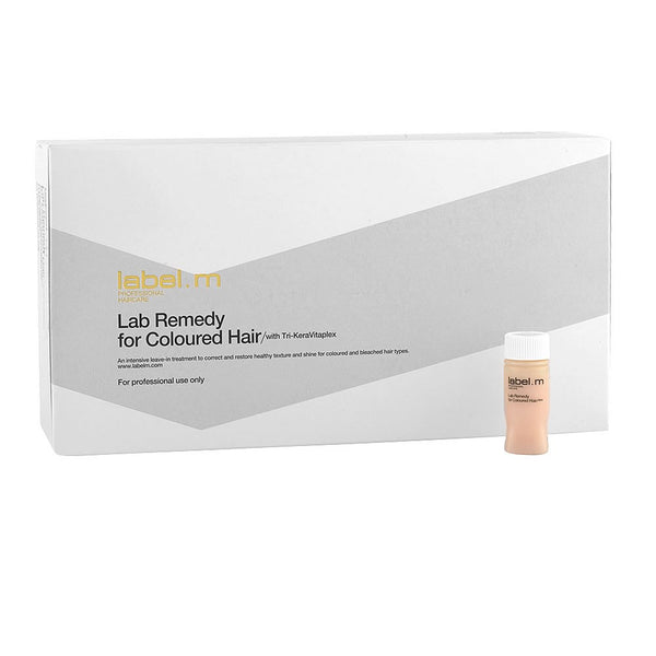Label.M Lab Remedy For Coloured Hair 24 x 10 ml