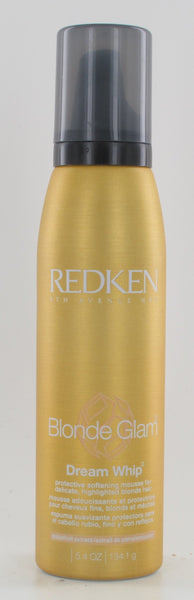Redken Blonde Glam Dream Whip 5.4oz