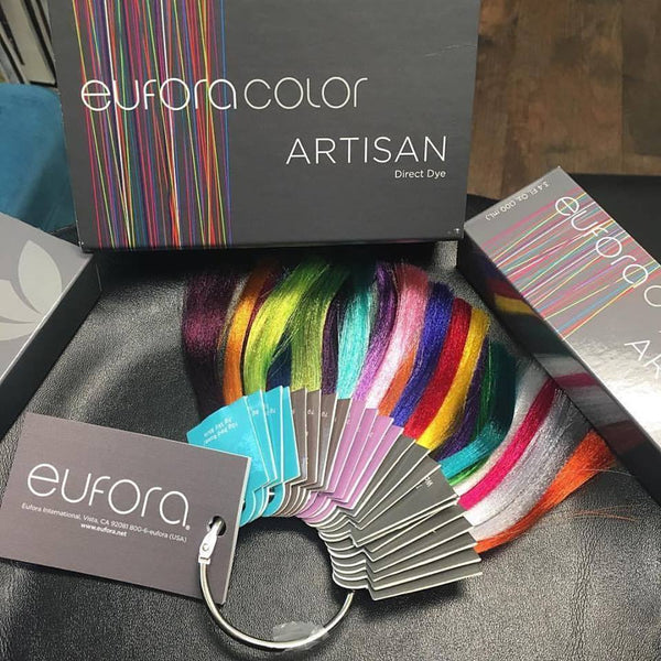 Eufora Color Artisan Swatch