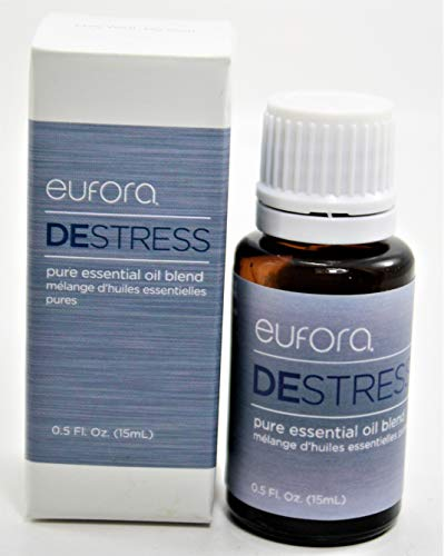 eufora DESTRESS Pure Essential Oil Blend 0.5 fl