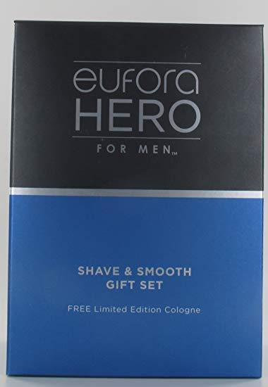 Eufora Hero Shave Smooth Gift Set - Full Size
