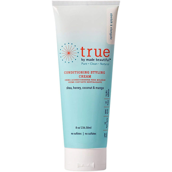 True By Made Beautiful Conditioning Styling Cream 8 oz