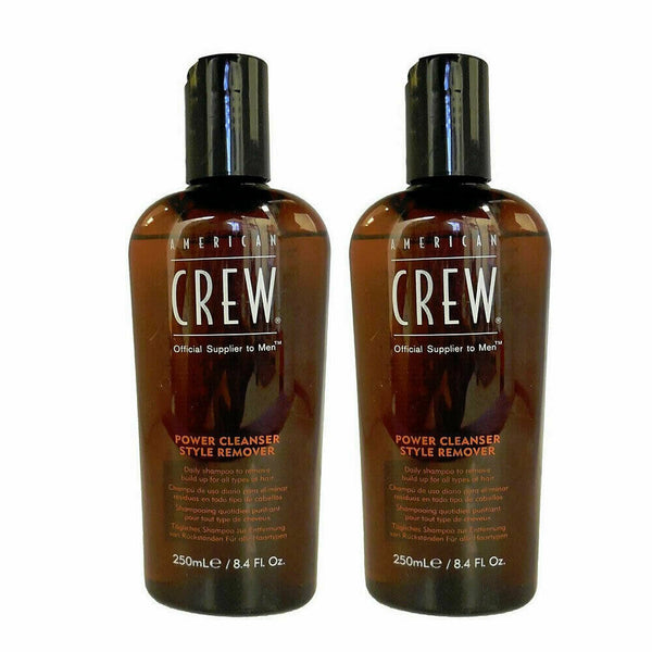 American Crew Power Cleanser 8.4 oz - 2 pack