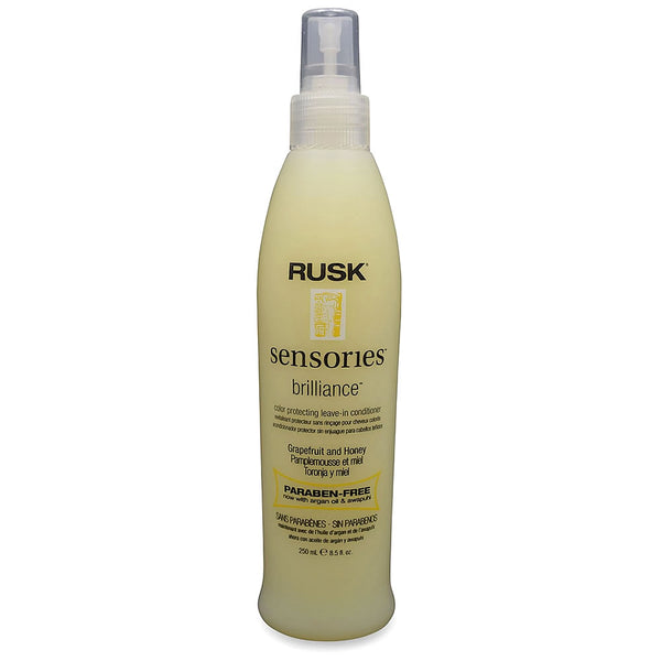 Rusk Sensories Brilliance Grapefruit Honey Color Protecting Leave-In 8.5 oz