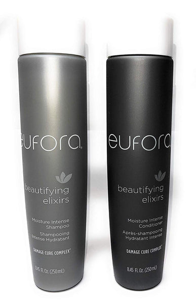 Eufora Beautifying Elixirs Shampoo & Conditioner Set 8.45 oz