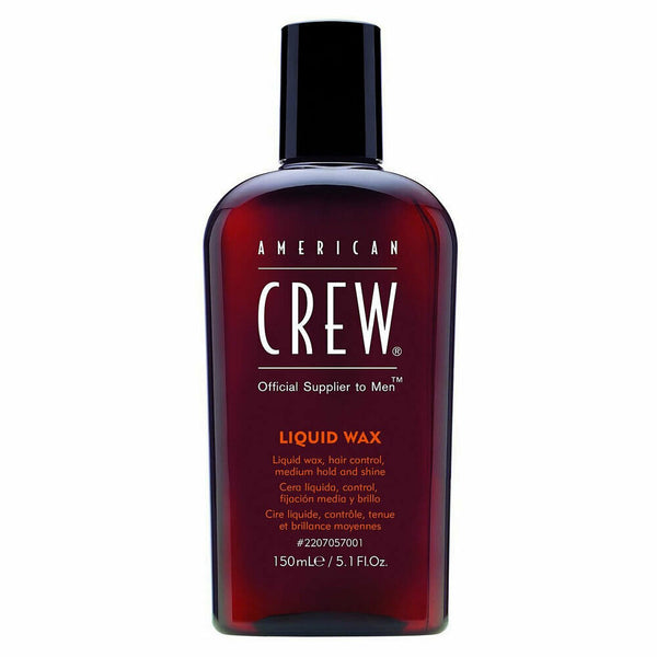 American Crew Liquid Wax Medium Hold and Shine 5.1 oz