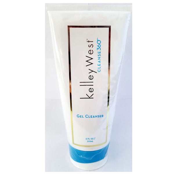 Kelley West Microderm Cleanse360 Gel Cleanser 6 oz