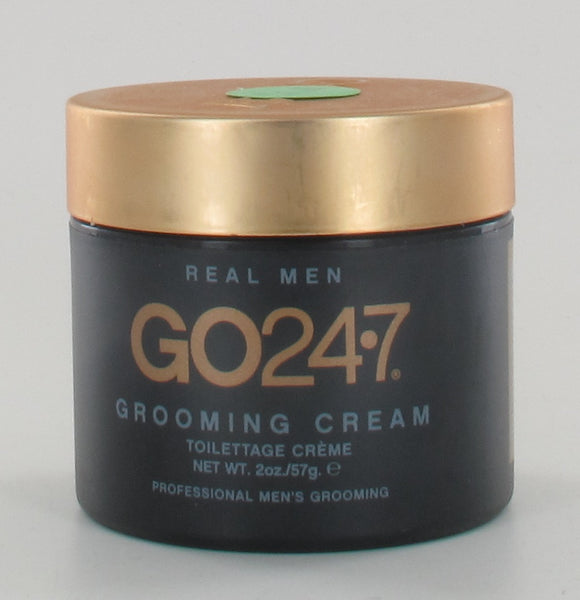 Go 247 Real Men Grooming Cream 2 oz