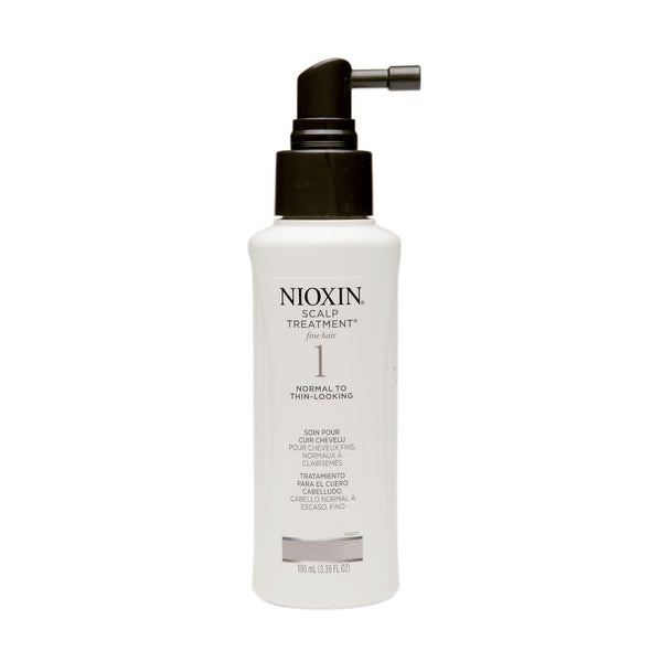 Nioxin 1 Scalp Treatment fine Hair 3.38 oz