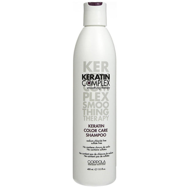 Keratin Complex Smoothing Therapy Keratin Color Care Shampoo 13.5oz