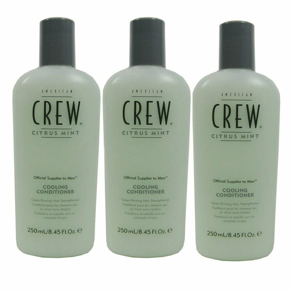 American Crew Citrus Mint Conditioner 8.45 oz - 3 Pack