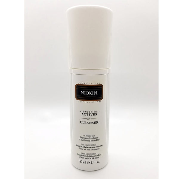 Nioxin Bionutrient Actives Cleanser 5.1 oz
