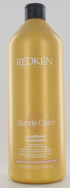 Redken Blonde Glam Conditioner 33.8 oz / Liter