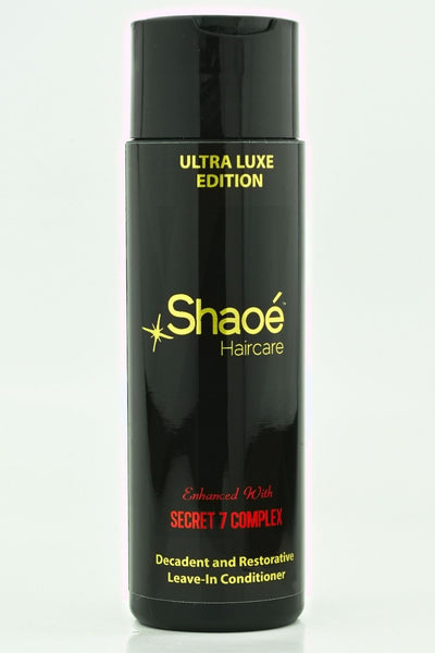 Shaoe Haircare Ultra Luxe Edition Leave-In Conditioner Secret 7 Complex