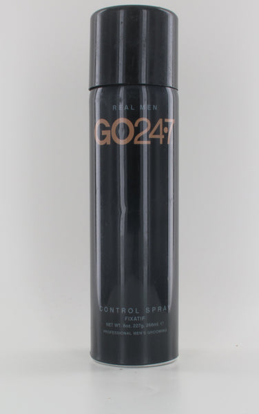 Go 247 Real Men Control Spray 8 oz