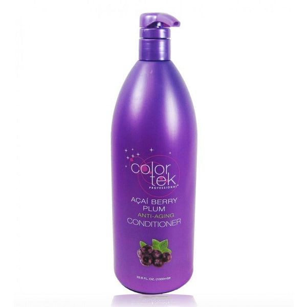 Colortek Acai Berry Plum Anti-Aging Conditioner 33.8 oz
