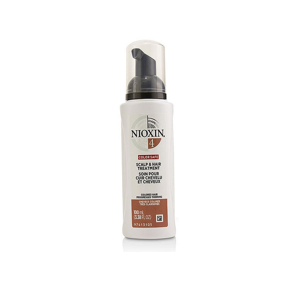 Nioxin 4 Color Safe Scalp & Hair Treatment 3.38 oz