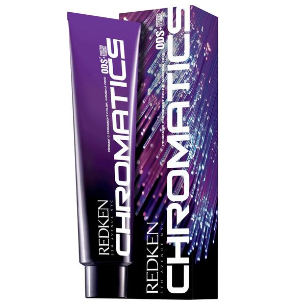 Redken Chromatics Hair Color 2 oz - 7Ab / 7.1 Ash / Blue