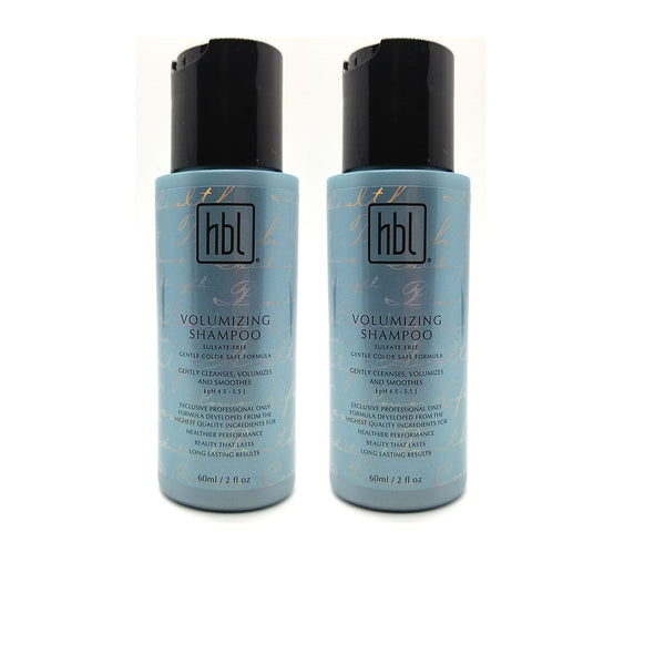 HBL Volumizing Shampoo 2 oz - 2 Pack