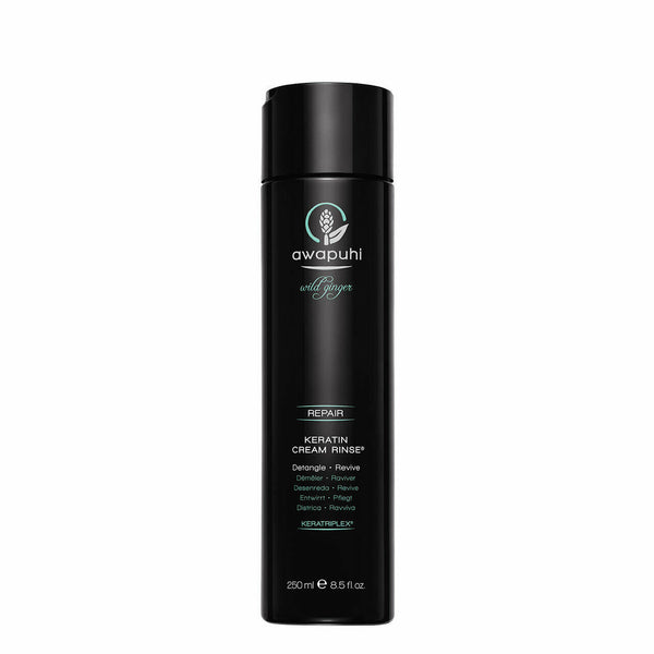 Paul Mitchell Awapuhi Wild Ginger Repair Keratin Cream Rinse 8.5 oz