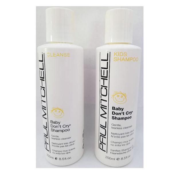 Paul Mitchell Baby Don't Cry Shampoo 8.5 oz - 2 Pack