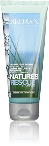 Redken Nature's Rescue Refining Sea Polish for Unisex Polish, 3.4 Ounce