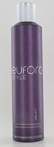 Eufora Style Uplift Extra Firm Finishing Spray 8oz