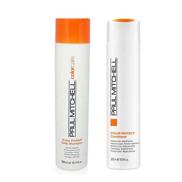 Paul Mitchell Color Protect Daily Shampoo & Conditioner 10.14 oz Set / Duo