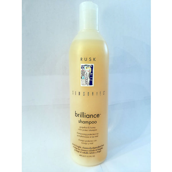 Rusk Sensories Brilliance Color Protect Shampoo 13.5 oz - 2 Pack