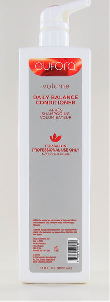 Eufora Volume Daily Balance Conditioner 16.9 oz