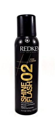 Redken Shine Flash 02 Glistening Mist 4.4 oz