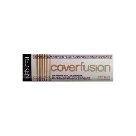 Redken CoverFusion 2 oz 4NBR / Natural/Brown/Red