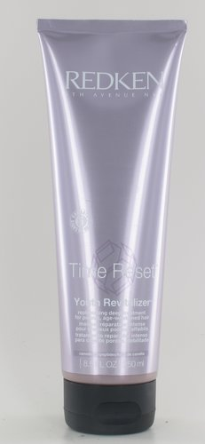 Redken Time Reset Youth Revitalizer Deep Treatment for Unisex, 8.5 oz.